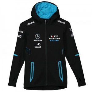 Williams Racing 2019 Team Hooded Sweat - Kids