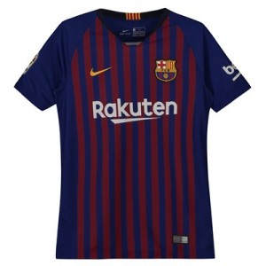 Barcelona Home Stadium Shirt 2018-19 - Kids