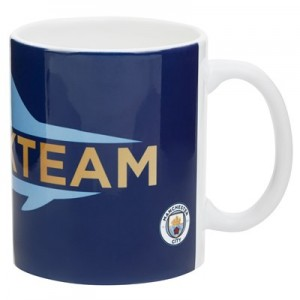 Manchester City #SHARKTEAM Mug