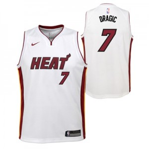 Nike Miami Heat Nike Association Swingman Jersey - Goran Dragic - Youth Miami Heat Nike Association Swingman Jersey - Goran Dragic - Youth